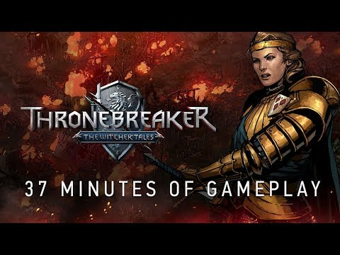 Thronebreaker : The Witcher Tales : 37 minutes de gameplay