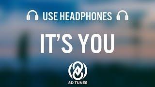 Ali Gatie - It's You | 8D AUDIO (with rain)