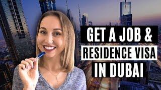 [Career Development]   Tips To Get Job In Dubai
