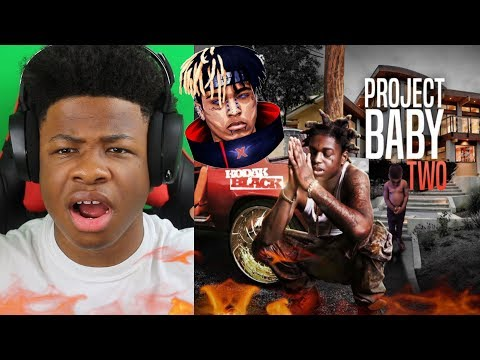 Kodak Black - Roll In Peace (feat. XXXTENTACION) (Project Baby 2)