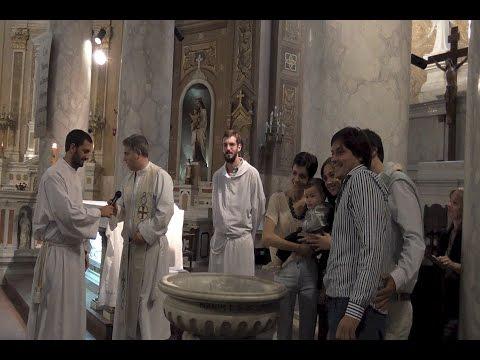 Службы в крещение в церкви
