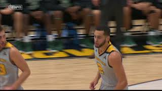 Kennesaw State Men's Basketball Soars Over Piedmont 77-54 Highlights