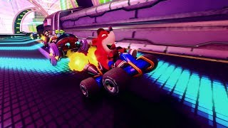 Crash Team Racing Nitro-Fueled - Accolades Trailer