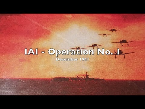 Campaign Playthrough - Turn 1b - IAI Operation No. 1
