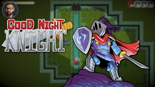 Youtube thumbnail for Good Night, Knight | Deliberate combat RPG | Early Access