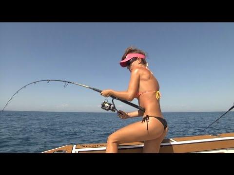 Luíza Pescadora a Mulher que esta acabando com os Pescadores de Alto Mar de Juquitiba que só Vomita