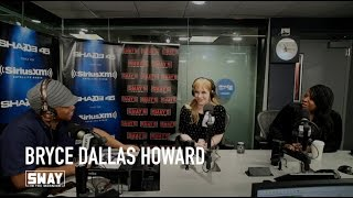 Bryce Dallas Howard Interview: Hilarious Stories of Her Father Ron Howard