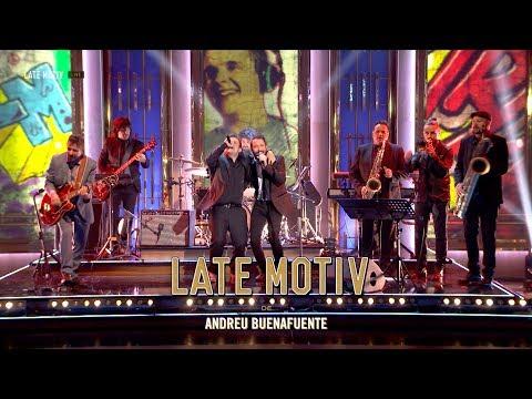 """LATE MOTIV - Arkano y La Banda de Late Motiv. """"Malos tiempos para la Lírica"""""""