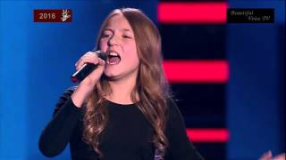 Svetlana.'Memory'(Cats Musical).The Voice Kids Russia 2016.