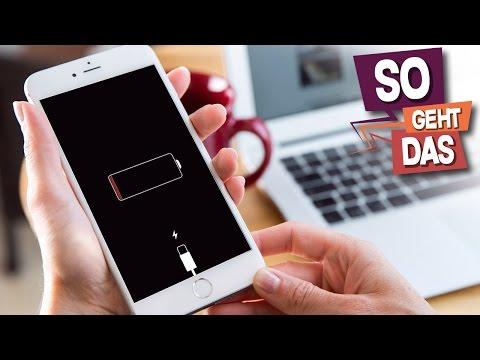 Warum sind Handy Akkus mit der Zeit immer schneller leer?