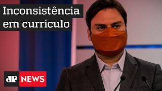 Candidato à prefeitura de SP, Filipe Sabará, é expulso do Novo