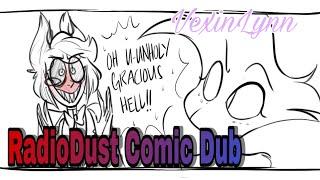 The Flustered Start ||RadioDust ComicDub Part 1||