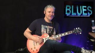 Minor Blues Essentials ( Easy - Expert ) - Guitar Lesson