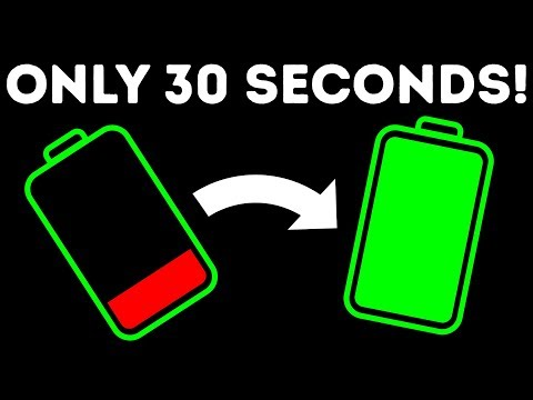 20+ Tricks to Charge Phone Battery Faster and Safer
