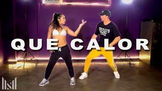 QUE CALOR   Major Lazer Ft J Balvin & El Alfa Dance | Matt Steffanina Choreography