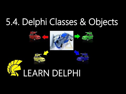 Learn Delphi Programming – Unit 5.4: Understanding Classes and Objects