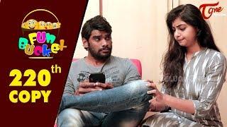 Fun Bucket   220th Episode   Funny Videos   Telugu Comedy Web Series   Nagendra K   TeluguOne
