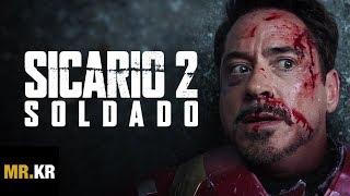 Captain America: Civil War - (Sicario 2: Soldado Style)