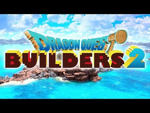 Dragon Quest Builders 2 : The World of DRAGON QUEST BUILDERS 2!