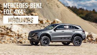 Mercedes-Benz EQC 4x4 2 - Máquinas