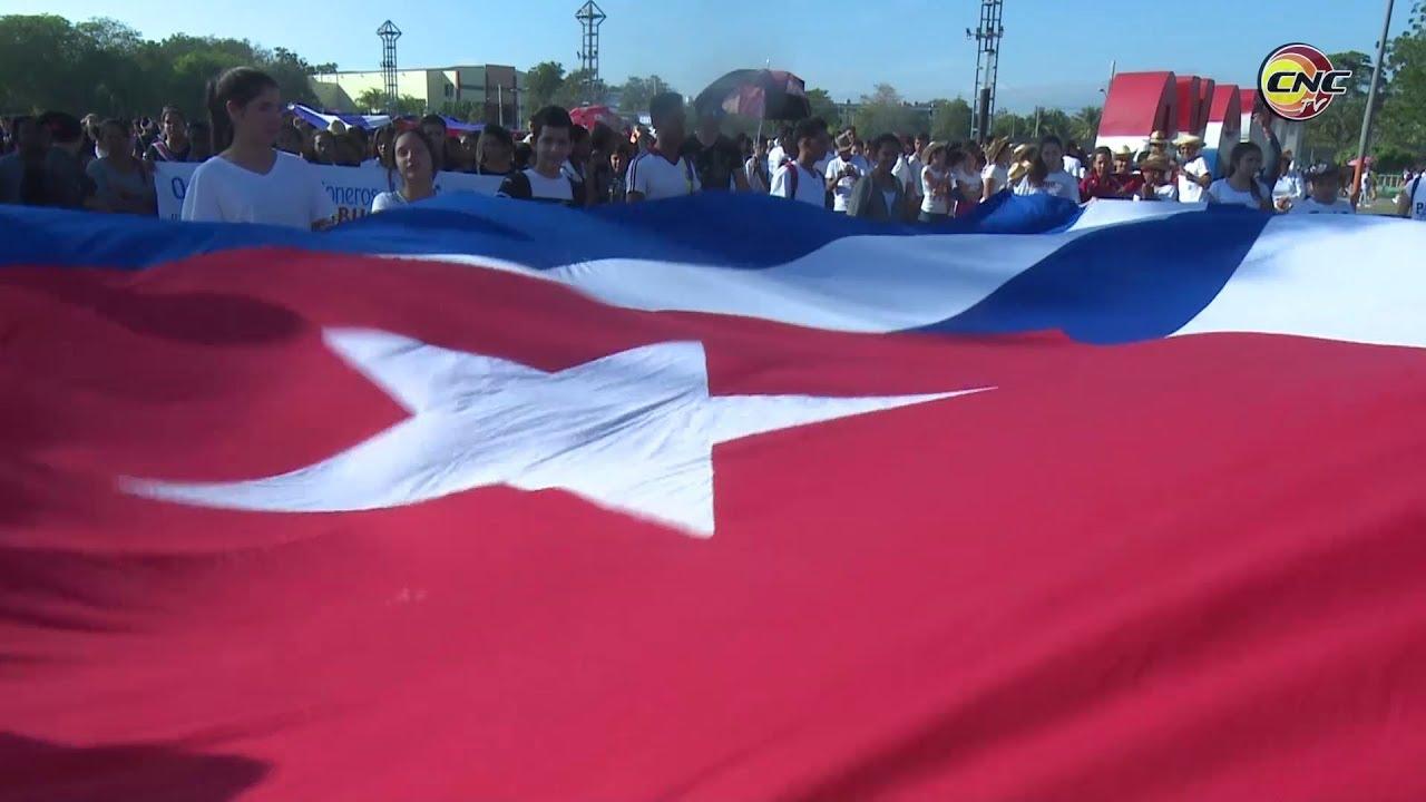 Rinden tributo a José Martí las nuevas generaciones de granmenses