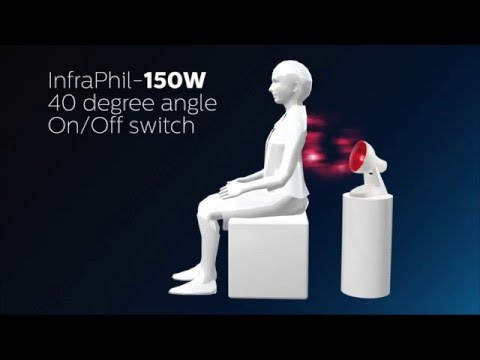 Philips - Lampe Infracare and Infraphil