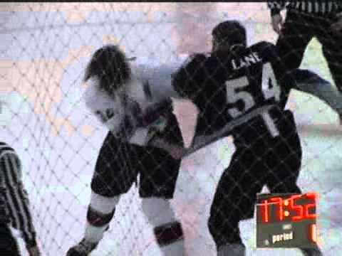 Jordan Lane vs. Matt McCue