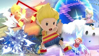 Elite Smash Lucas without any Special Attacks