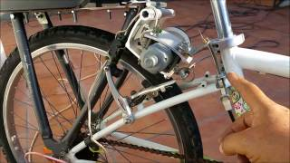 BICICLETA ELECTRICA CASERA ( ELECTRIC BIKE )