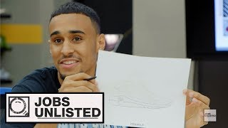 How To Be A Sneaker Designer For Nike and Jordan Brand: Jobs Unlisted with Speedy Morman