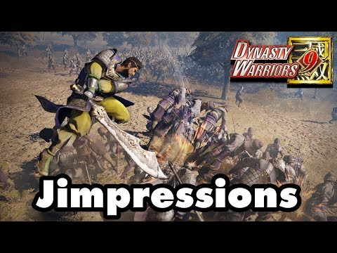Dynasty Warriors 9 – The Worst Dynasty Warriors Game Ever Made (Jimpressions) video thumbnail