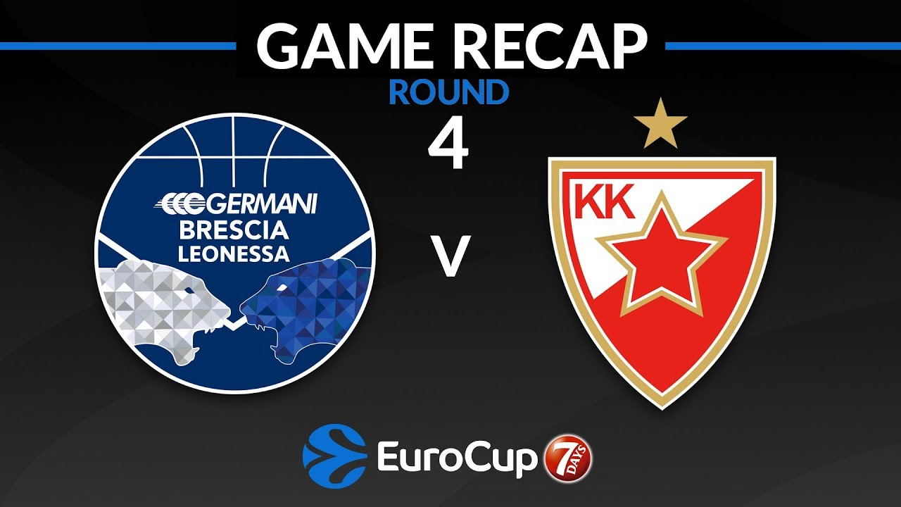 EuroCup / 4.kolo / #GBRCZV 69:61