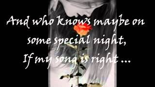 She Believes In Me - Kenny Rogers ( with lyrics )
