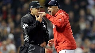 MLB | 2018 August Ejections ᴴᴰ