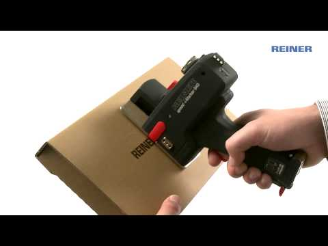 Reiner 940 speed-i-Jet Handheld Inkjet Printing Gun video thumbnail
