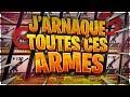 J'ARNAQUE TOUTES LES ARMES D'UN ARNAQUEUR ! (1/2) Fortnite Sauver le Monde