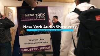 New York Audio Show 2017