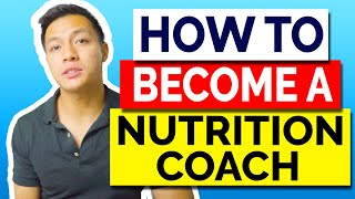 🥑 How To Become A Nutrition Coach in 2021 - The Full Guide 🥕
