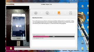 How to Flash LG E450 Using LG Flashtool - Fix Bootloop