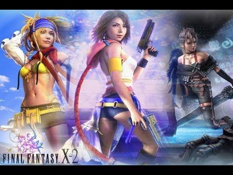 Final Fantasy X-2 Playstation 2