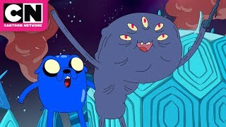 Adventure Time | Jake Visits His Home Planet | Cartoon Network