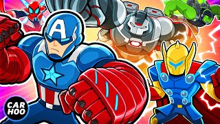ARMORED AVENGERS
