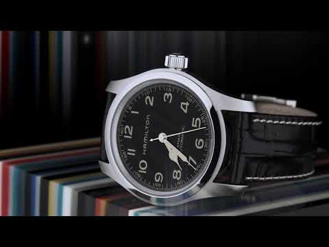 Hamilton watches - At the heart of cinema for more than 80 years