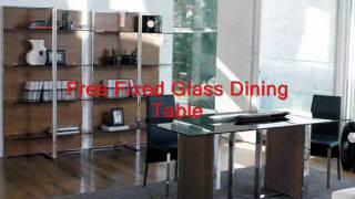 Designer Dining Tables | Modern Dining Room Furniture | Formal Dining Furniture - Spacify.com