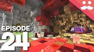 Hermitcraft 5: Episode 24 - INSANE Storage Plans!