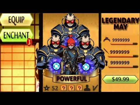 Shadow Fight 2 The Most Powerful May