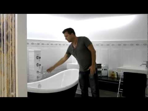 אמבטיות רגילות או Free Standing?