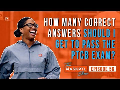 How To Pass The 2020 PTCB Exam l Pharmacy Technician Studies ...