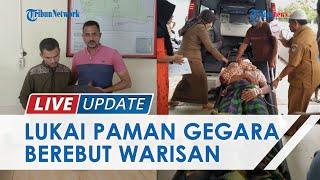 Duel Rebutan Harta Warisan, Paman Kena Tebasan Sajam Keponakan di Kabupaten Aceh Barat