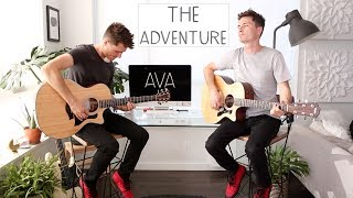 Angels and Airwaves - The Adventure (Acoustic) Cover | Glen Gustard